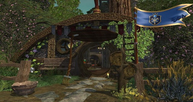 Images d'EverQuest Next