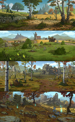 Qeynos hills (EverQuest Next), Benoit Bernard