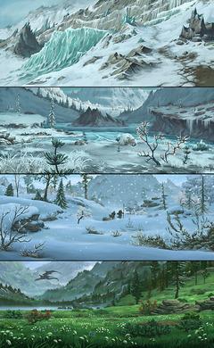 Everfrost (EverQuest Next), Benoit Bernard