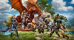 Gabor Szkiszai illustre EverQuest Next