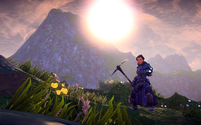 Images d'EverQuest Next