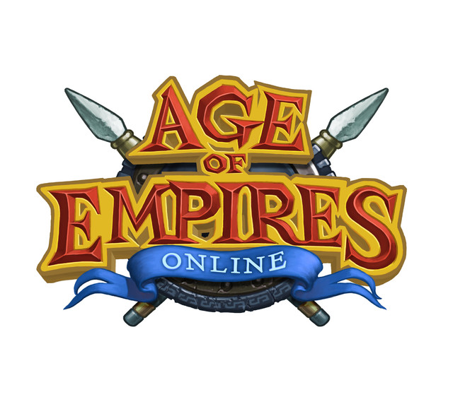 Logo d'Age of Empires Online