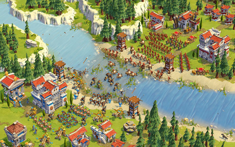 Age of Empires Online - Age of Empires Online sera disponible en free-to-play le 12 juin prochain