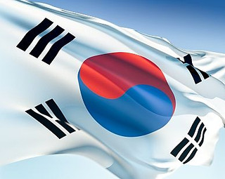 Drapeau sud-coréen