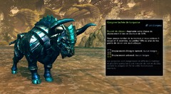 Monture : Gorgon tâchée (PlayStation 4)