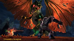 Neverwinter assiégé par les dragons