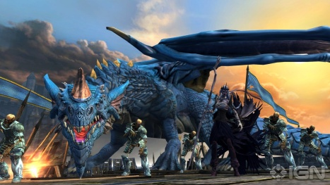 Neverwinter - E3 2011 : NeverWinter se dévoile