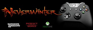 Bannière Neverwinter Xbox