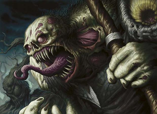 Illustration du Cemetery Reaper