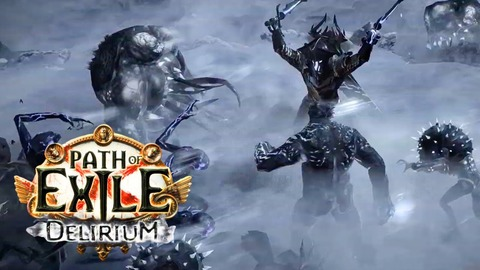 Path of Exile - Encore un peu plus de difficulté dans Path of Exile avec l'extension Delirium