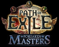 Path of Exile: Forsaken Masters