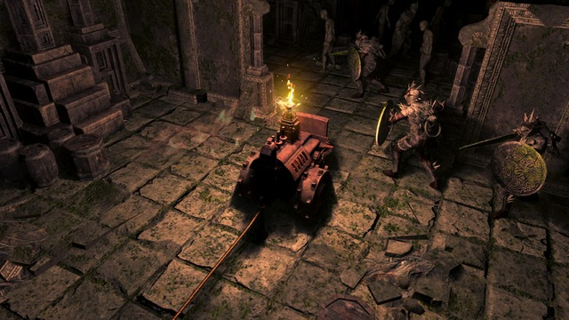 Path of Exile: Delve