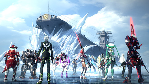 Phantasy Star Online 2 - Phantasy Star Online 2 s'annonce sur Steam – avec son Episode 4
