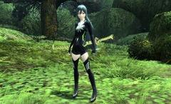 Aperçu de l'épisode 2 de Phantasy Star Online 2 - Katana