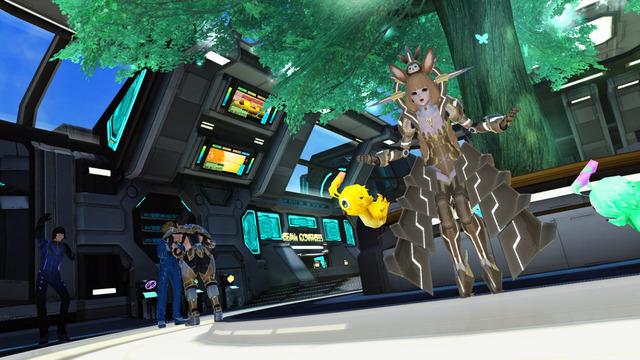 Image de Phantasy Star Online 2