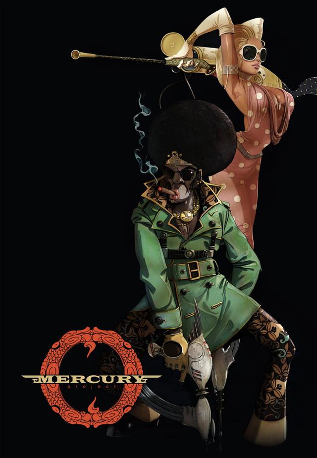 Images de Project Mercury