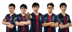 Les équipes de The International 2019 : PSG.LGD