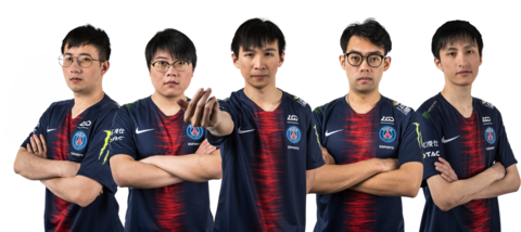 Dota 2 - Les équipes de The International 2019 : PSG.LGD
