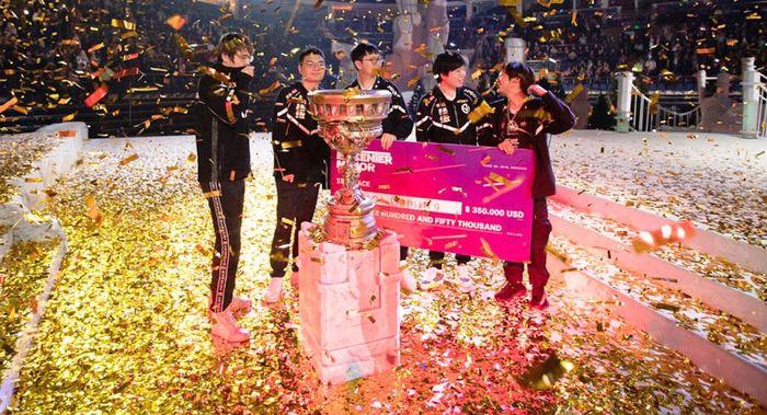 Victoire de Vici Gaming à l'Epicenter 2019