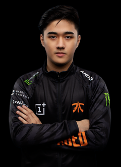 Fnatic 2019 Abed