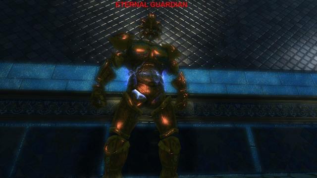 Gardien éternel