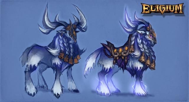 Monture - Elk