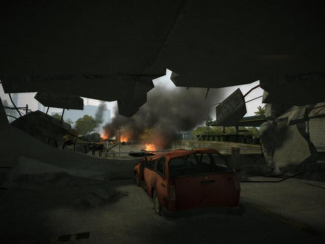 Capture d'écran de Basra