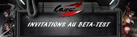 1000 invitations au bêta-test de Gunz 2: The Second Duel