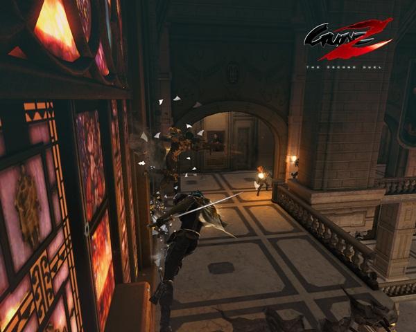 Première catpure d'écran de GunZ 2