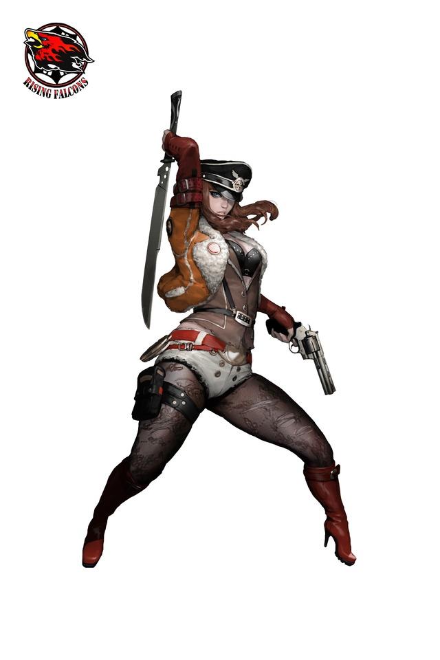 le bandit armé