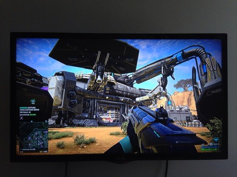 PlanetSide 2 s'illustre sur console PlayStation 4