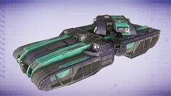 Tank Lightning - Souveraineté Vanu