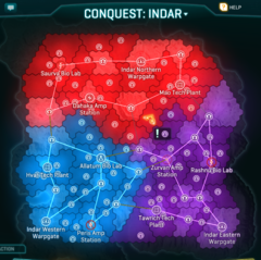 "Mode ""Conquest"""