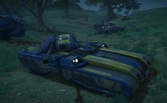 Tank Lightning