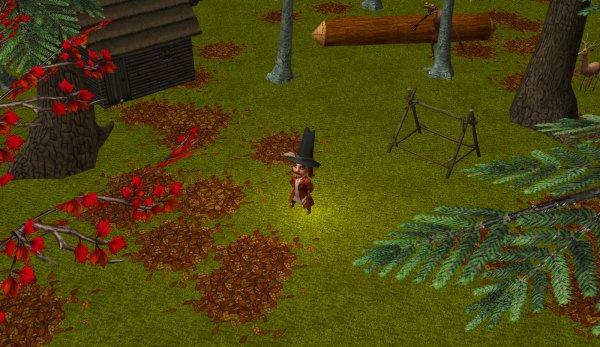 Première capture d'écran officielle de Salem