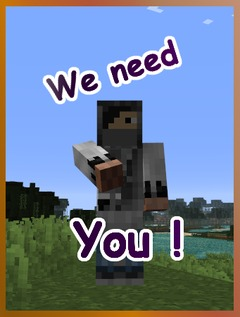 La section Minecraft de Jeuxonline recrute