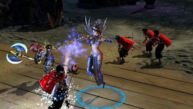 Images de Battle for Graxia
