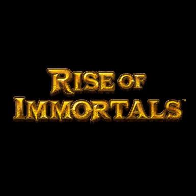 Logo de Rise of Immortals