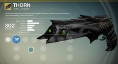 Thorn upgraded