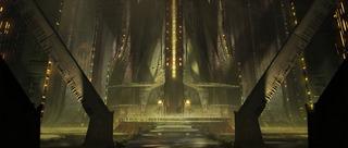 Le Roi des Corrompus - Concept Art