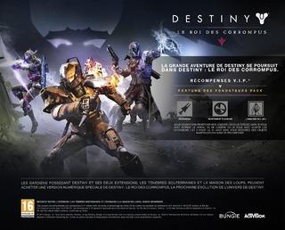Destiny: Le Roi des Corrompus - Edition numérique