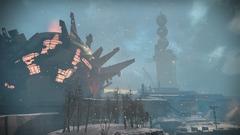 Destiny : Les Seigneurs de Fer - Environnement