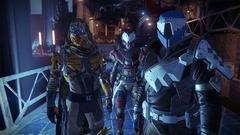 Capture d'écran de Destiny