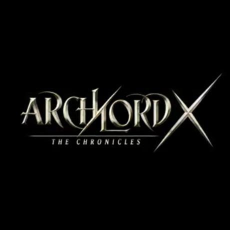Logo d'Archlord X: The Chronicles