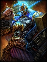Skin exclusif Smite World Championship Ares