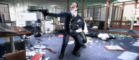 PayDay - PayDay: The Heist, gratuit le temps d'un week-end
