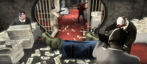PayDay - E3 2011 : SOE dévoile PayDay: The Heist