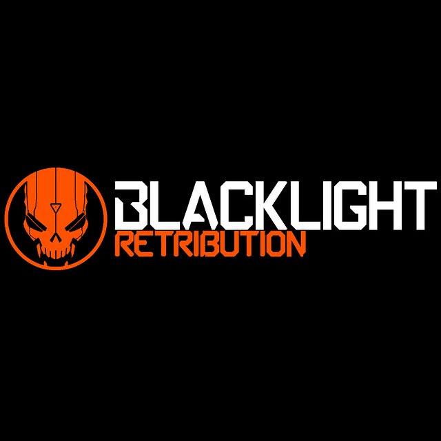 Logo de Blacklight Retribution