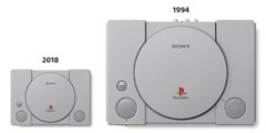 Sony annonce la Playstation classic