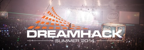 Heart of the Swarm - DreamHack Summer 2014 les 14, 15 et 16 juin
